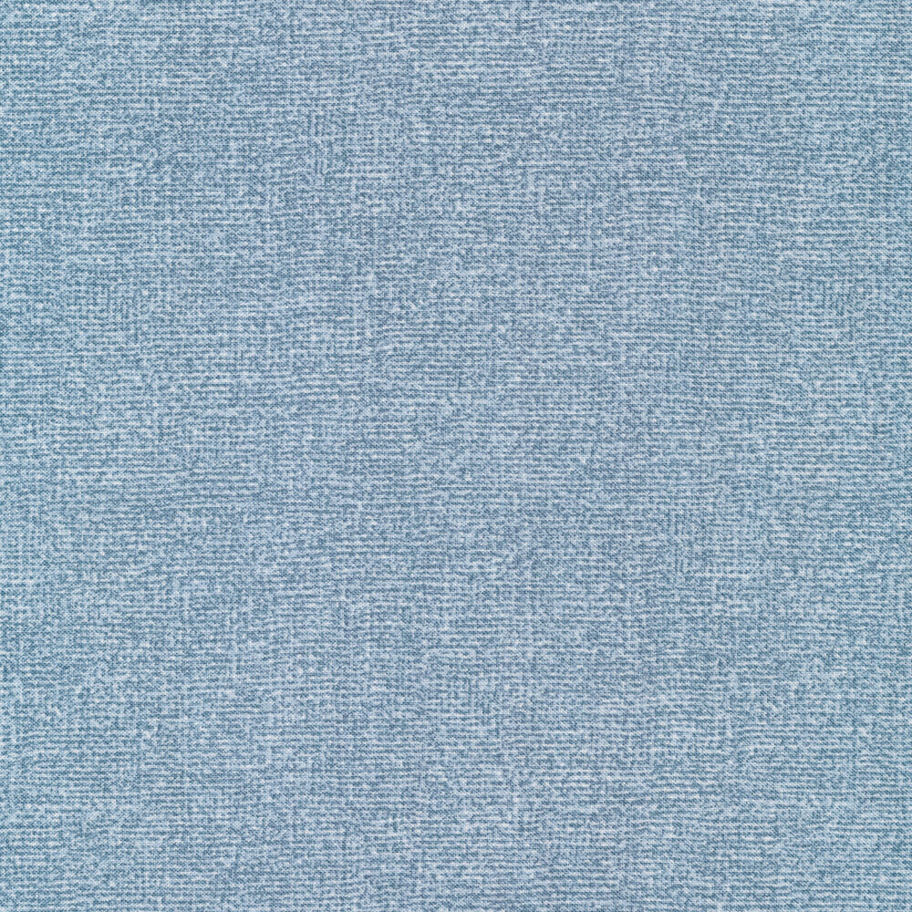Light  blue burlap textured fabric | Shabby Fabrics