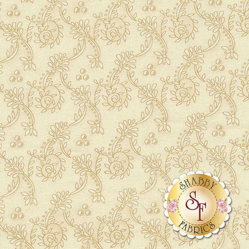 Butter Churn Basics 6556-44 for Henry Glass Fabrics