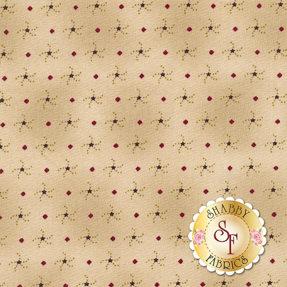Butter Churn Basics 6557-33 for Henry Glass Fabrics