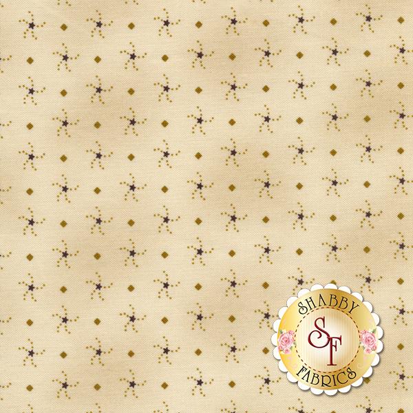 Butter Churn Basics New 6557-44 by Kim Diehl for Henry Glass Fabrics