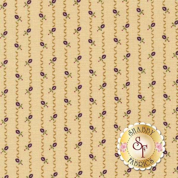 Butter Churn Basics New 6558-33 by Kim Diehl for Henry Glass Fabrics