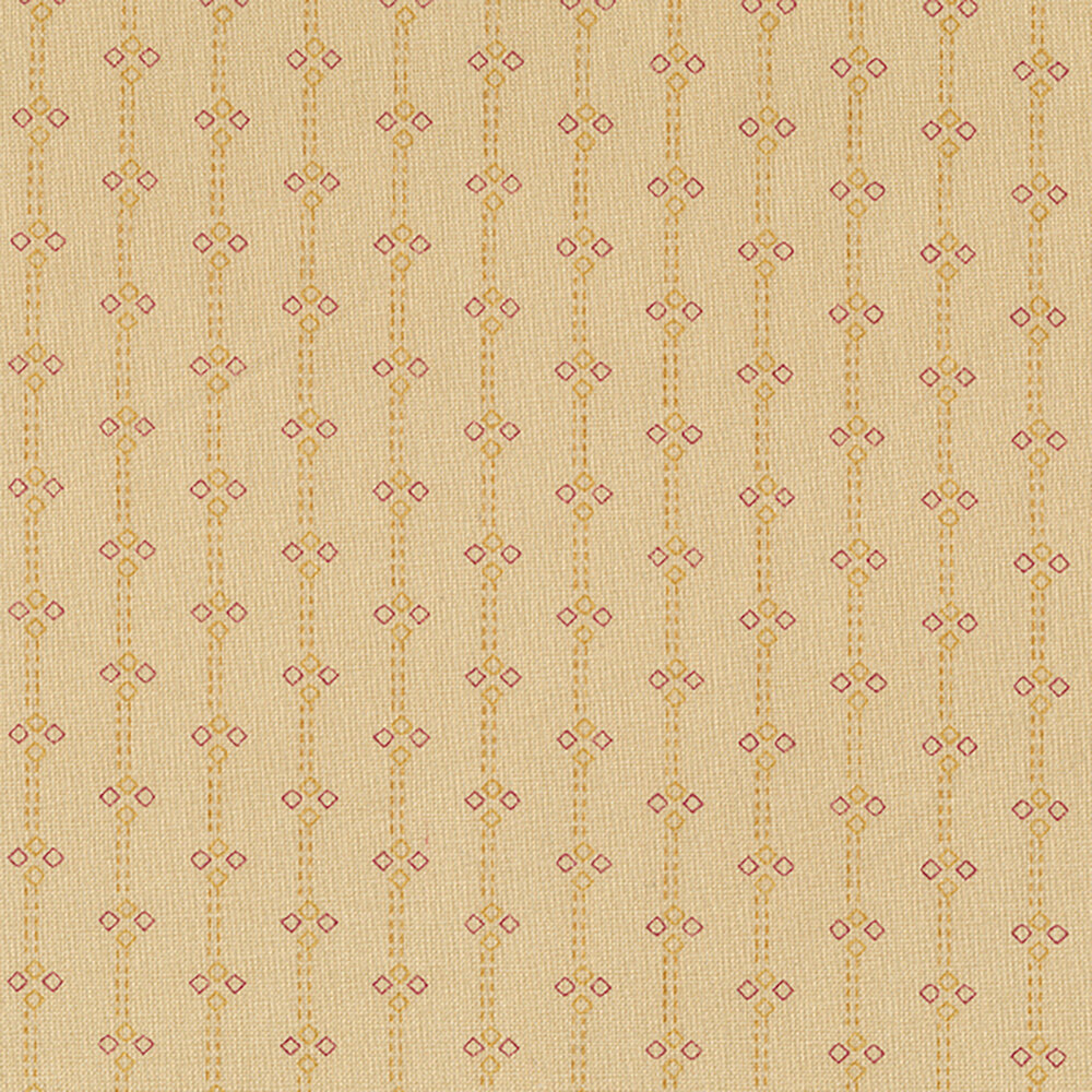 Butter Churn Basics 6288-33 for Henry Glass Fabrics