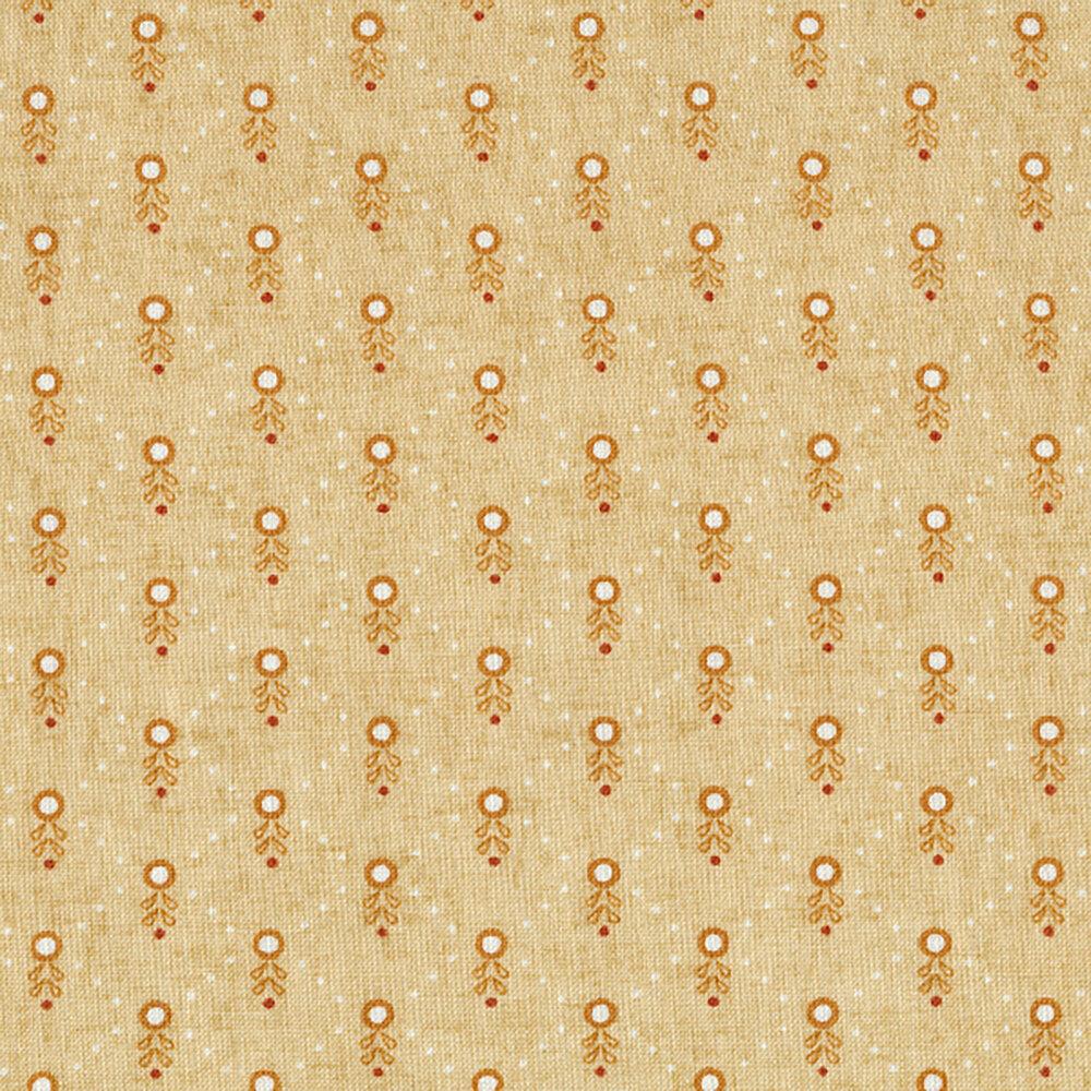 Butter Churn Basics 6289-33 for Henry Glass Fabrics