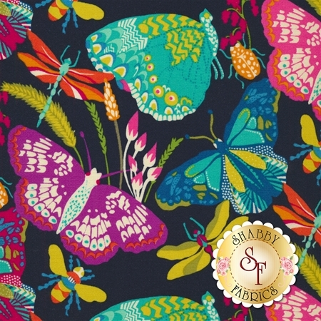 Butterfly Dance 50233-1 from Windham Fabrics