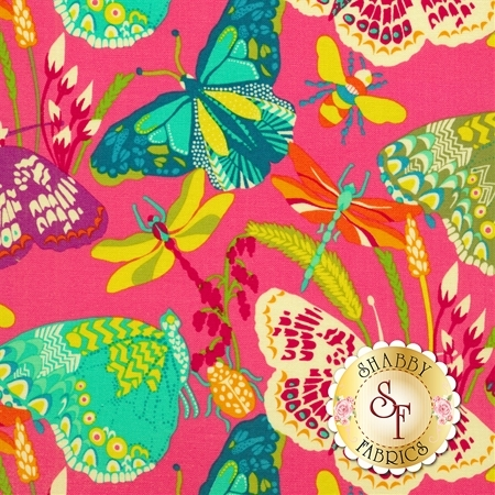 Butterfly Dance 50233-2 from Windham Fabrics