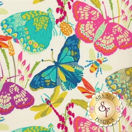 Butterfly Dance 50233-3 from Windham Fabrics