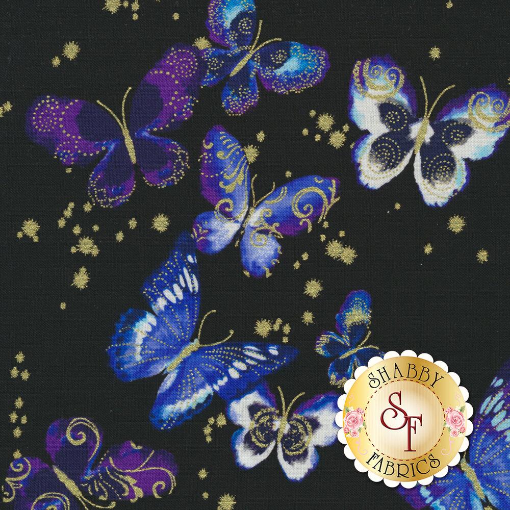 Butterfly Jewel CM8860-60 For Benartex Fabrics