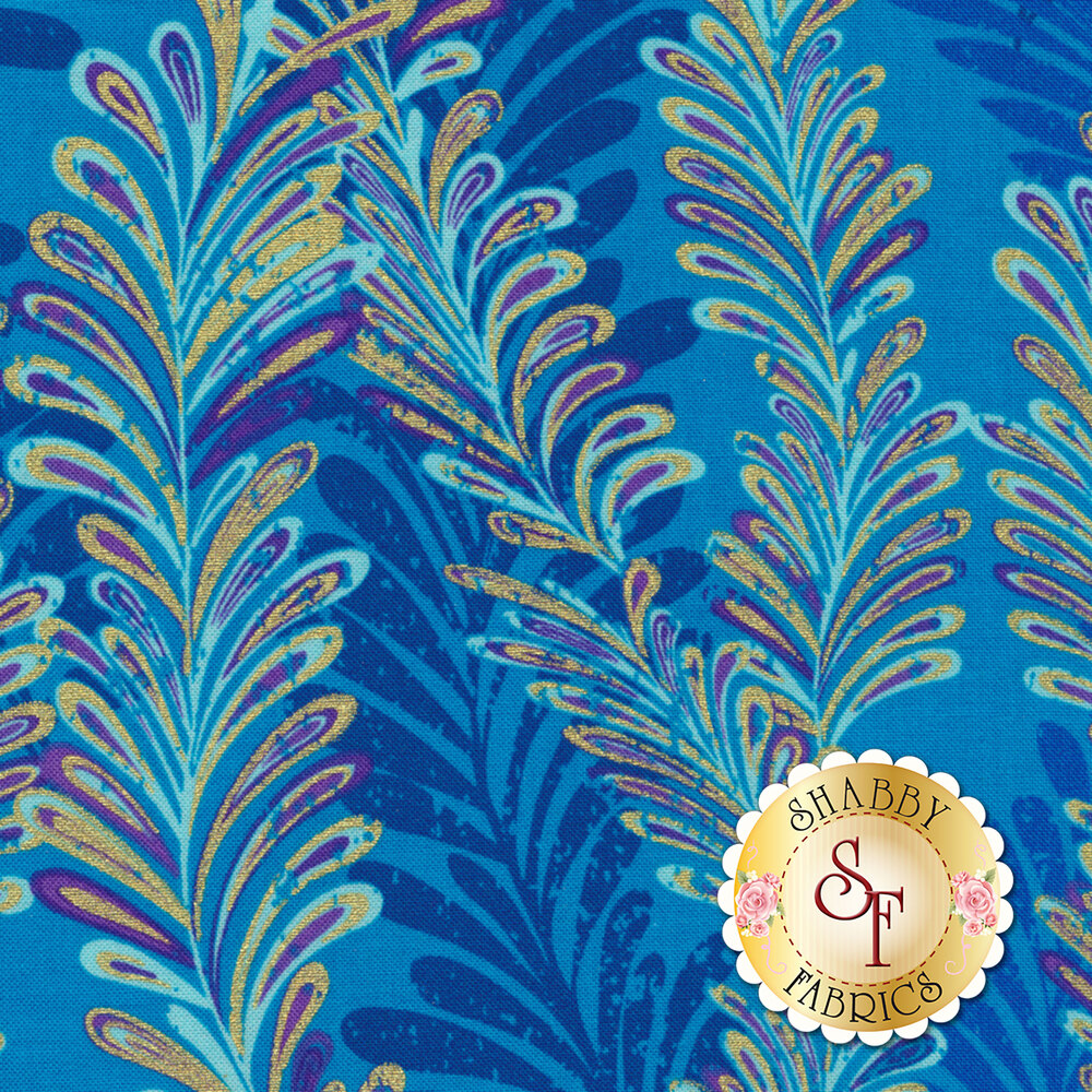 Butterfly Jewel 8862M-84 for Benartex Fabrics
