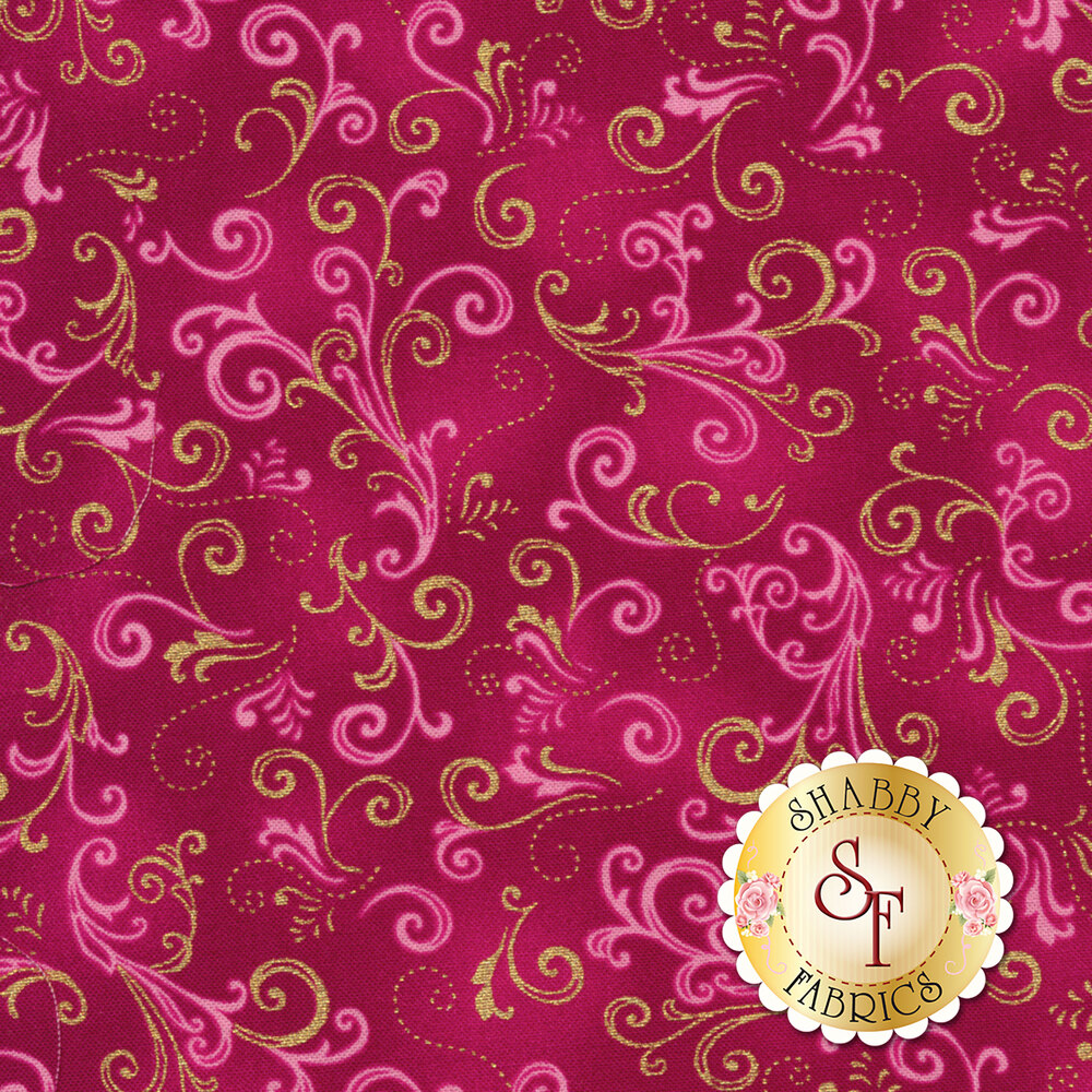 Butterfly Jewel 8863M-26 for Benartex Fabrics