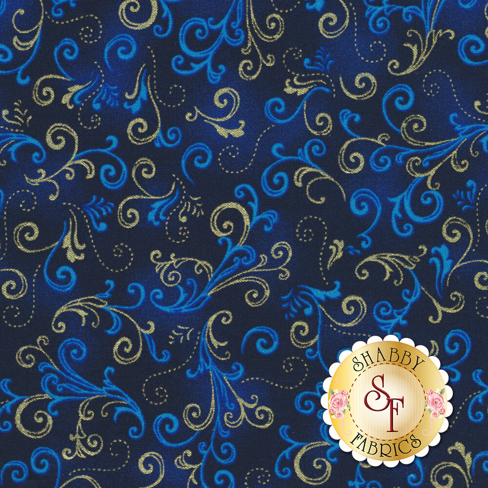 Butterfly Jewel 8863M-50 for Benartex Fabrics