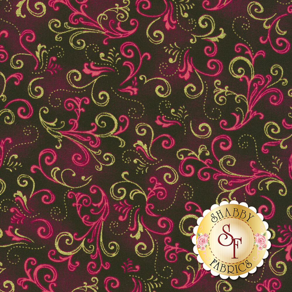 Butterfly Jewel 8863M-66 for Benartex Fabrics