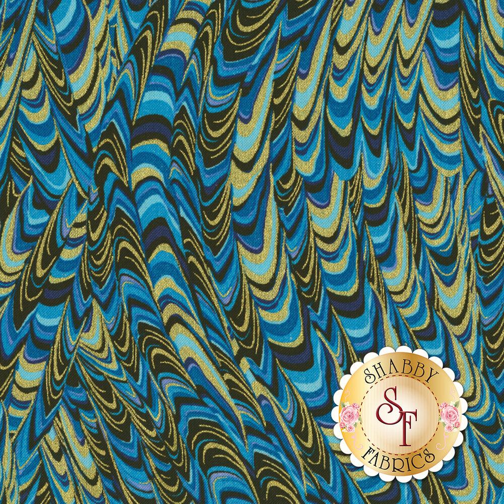 Butterfly Jewel 8865M-55 for Benartex Fabrics