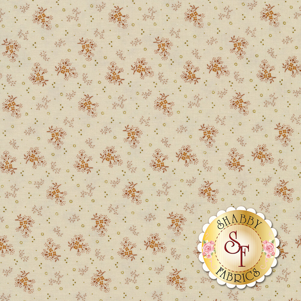 Buttermilk Autumn 2274-33 by Henry Glass available at Shabby Fabrics