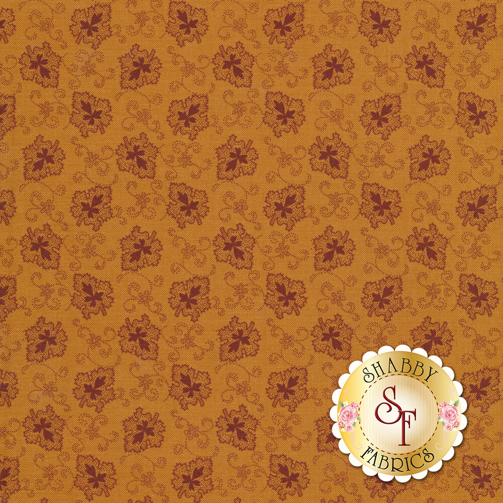 Buttermilk Autumn 2275-44 by Henry Glass available at Shabby Fabrics