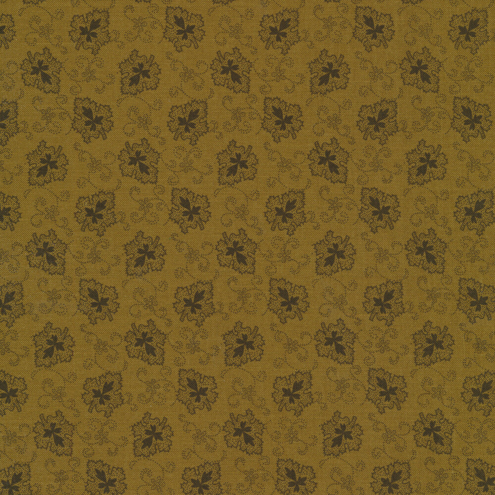 Buttermilk Autumn 2275-66 by Henry Glass available at Shabby Fabrics
