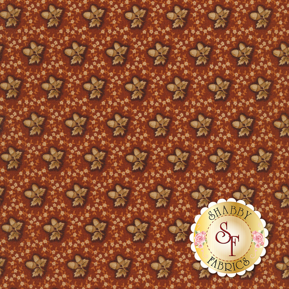 Buttermilk Autumn 2277-33 by Henry Glass available at Shabby Fabrics