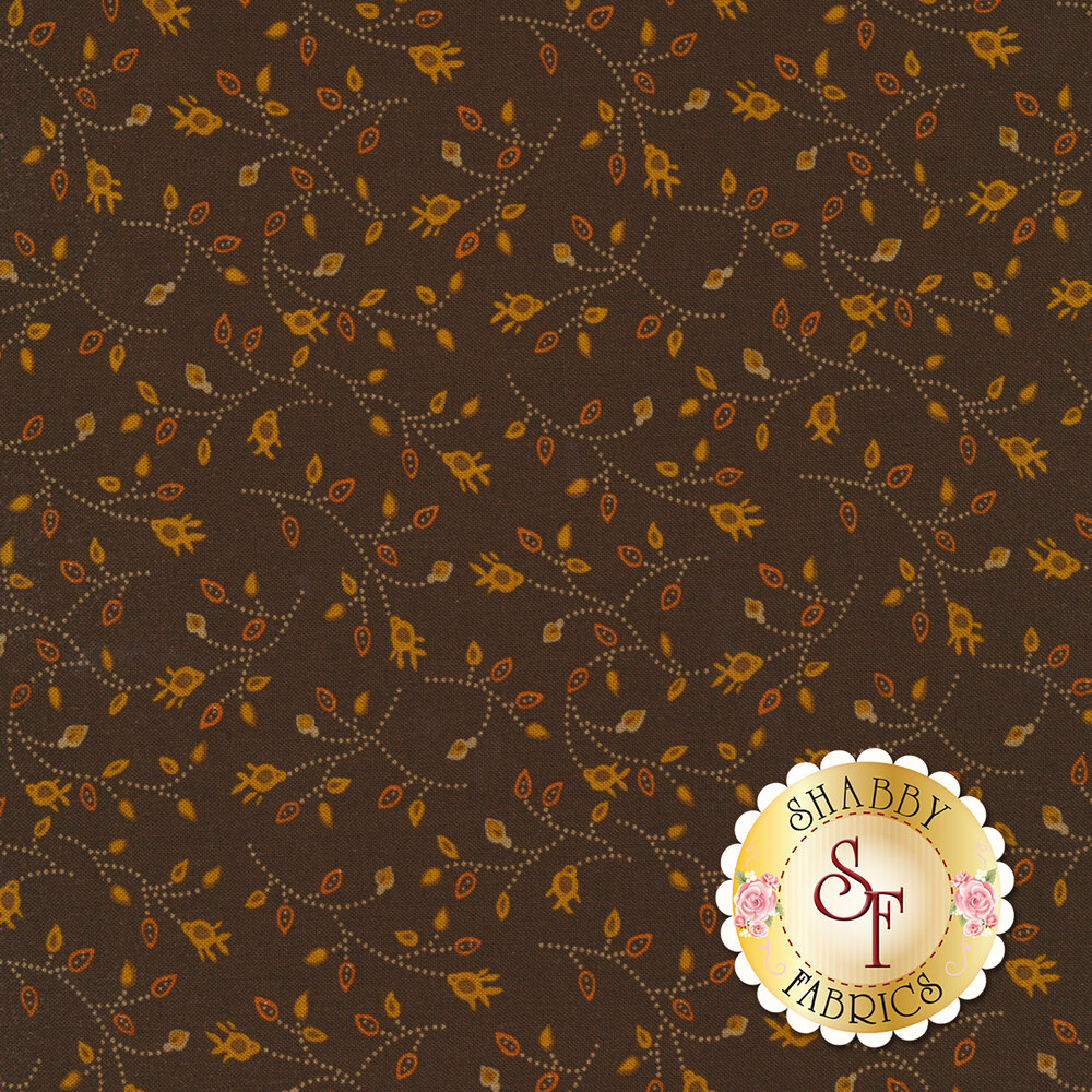 Buttermilk Autumn  2278-38 by Henry Glass available at Shabby Fabrics