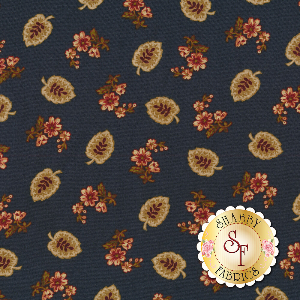 Buttermilk Blossoms 2105-77 for Henry Glass Fabrics