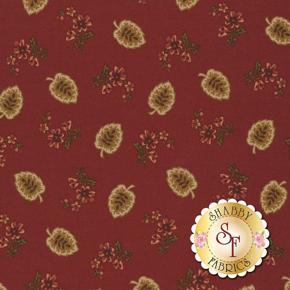 Buttermilk Blossoms 2105-88 for Henry Glass Fabrics