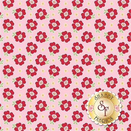 Bake Sale 2 C6983-PINK by Lori Holt for Riley Blake Designs