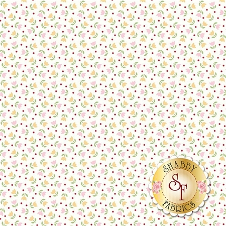 Bake Sale 2 C6984-WHITE by Lori Holt for Riley Blake Designs