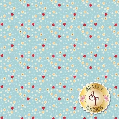 Bake Sale 2 C6985-AQUA by Lori Holt for Riley Blake Designs