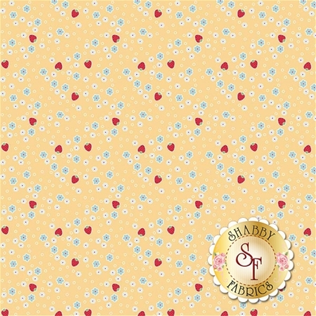 Bake Sale 2 C6985-YELLOW by Lori Holt for Riley Blake Designs