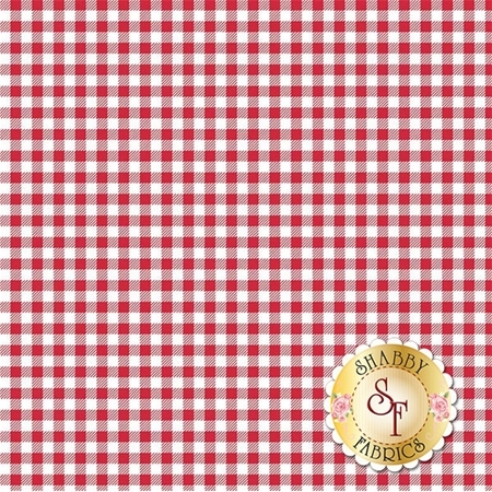 Bake Sale 2 C6988-RED by Lori Holt for Riley Blake Designs