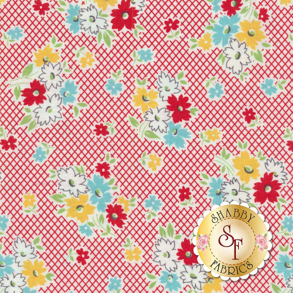 Farm Girl Vintage - C7870 Denim by Riley Blake Designs