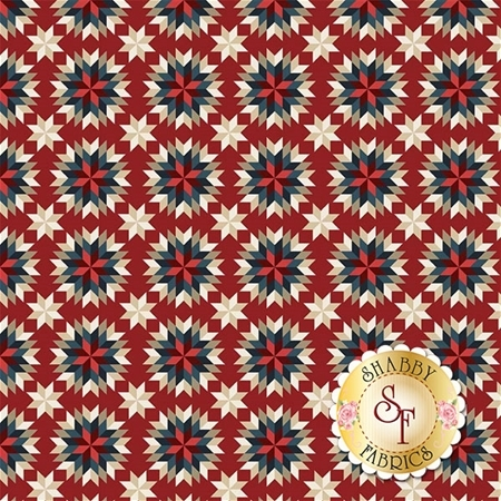 American Heritage C8031-RED by Riley Blake Designs