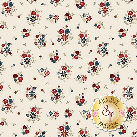 American Heritage C8033-CREAM by Riley Blake Designs
