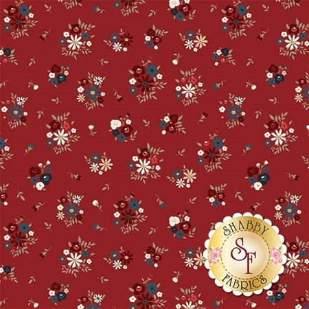 American Heritage C8033-RED by Riley Blake Designs