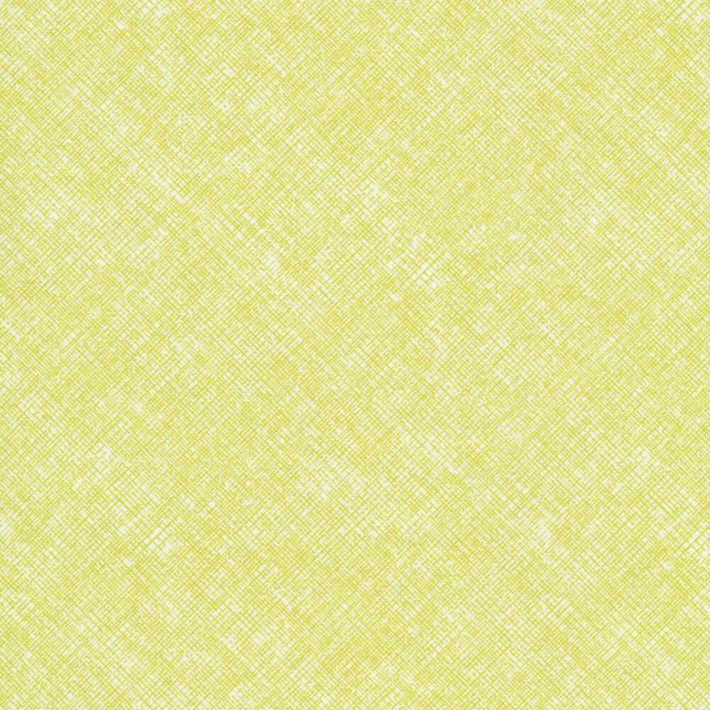 Textured green fabric | Shabby Fabrics