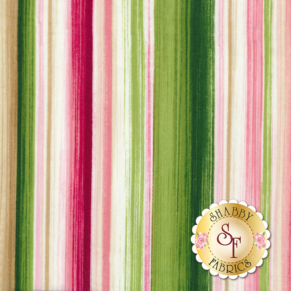Carina C6506-MLT Multi Stripes by Timeless Treasures Fabrics