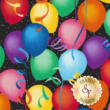 Celebrate Good Times Q4400-130 by Hoffman Fabrics