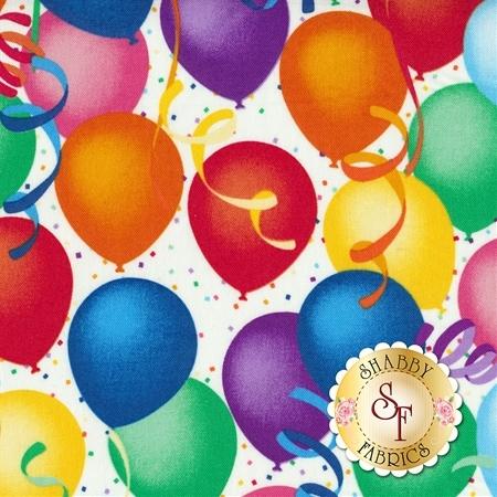 Celebrate Good Times Q4400-181 by Hoffman Fabrics
