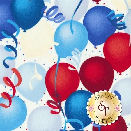 Celebrate Good Times Q4400-209 by Hoffman Fabrics