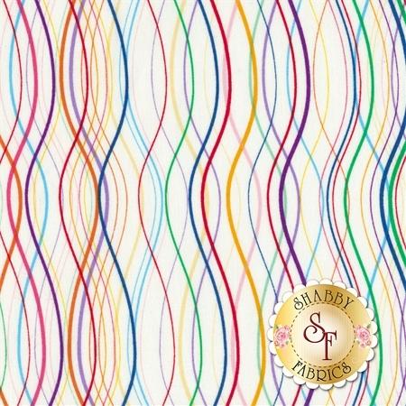 Celebrate Good Times Q4403-181 by Hoffman Fabrics