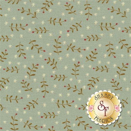 Celebrating Christmas 8752-11 by Anni Downs for Henry Glass Fabrics