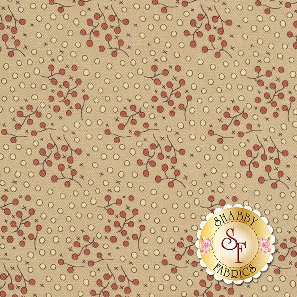 Celebrating Christmas 8753-33 by Anni Downs for Henry Glass Fabrics
