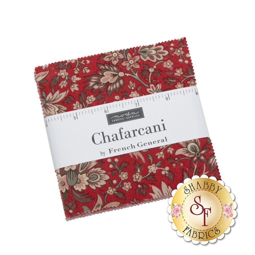 Chafarcani Charm Pack | Shabby Fabrics