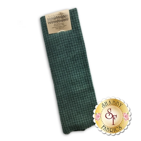 Hand Dyed Wool PRI 5038 Chain Houndstooth by Primitive Gatherings for Moda Fabrics