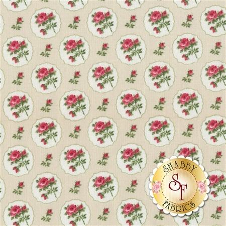 Charlotte 21058-11 by Deborah Edwards for Northcott Fabrics REM