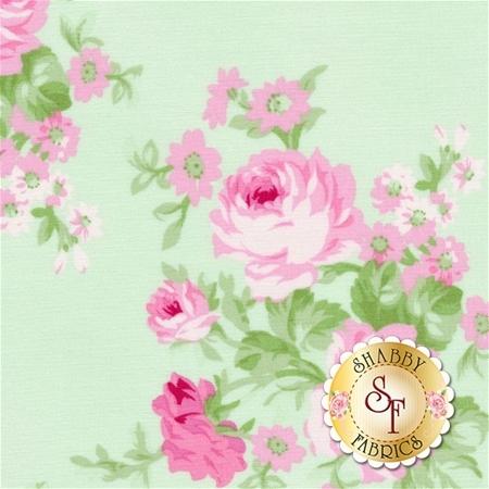 Charlotte PWTW144-GREE by Tanya Whelan for Free Spirit Fabrics