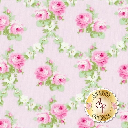 Charlotte PWTW148-PINK by Tanya Whelan for Free Spirit Fabrics