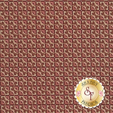 Cherry Blossoms 8682-44 by One Sister Designs for Henry Glass Fabrics
