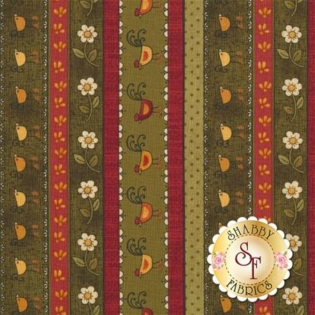 Chicks On The Run 3112-45 by Cheryl Haynes for Benartex Fabrics