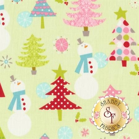 Christmas Basics C890-02 by Riley Blake Designs