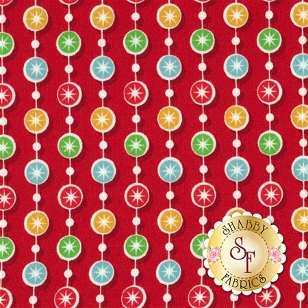 Christmas Cheer 62480-D650715 by Patrick Lose Fabrics