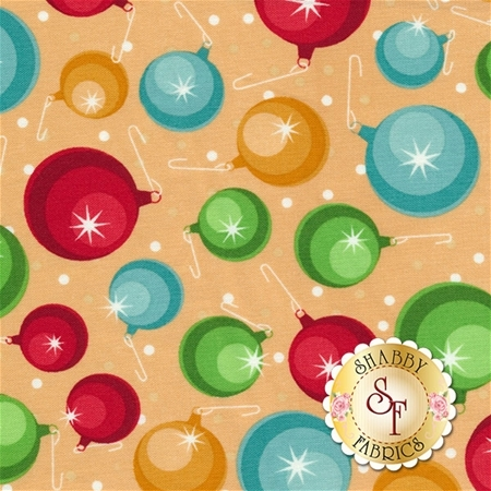 Christmas Cheer 62484-6310715 by Patrick Lose Fabrics